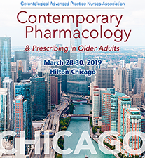 2019 GAPNA Pharmacology Conference: Contemporary Pharmacology and Prescribing in Older Adults